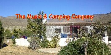 LOGO Music & Camping